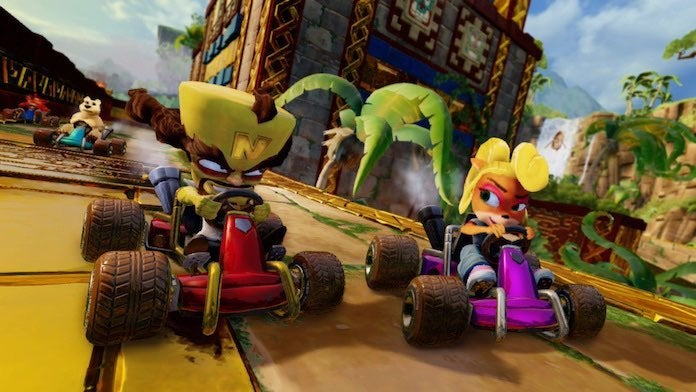 02e9f8a6a Several online retailers have recently updated their listings for the  Switch port of Crash Team Racing, and it looks like it'll be headed out of  the gate ...