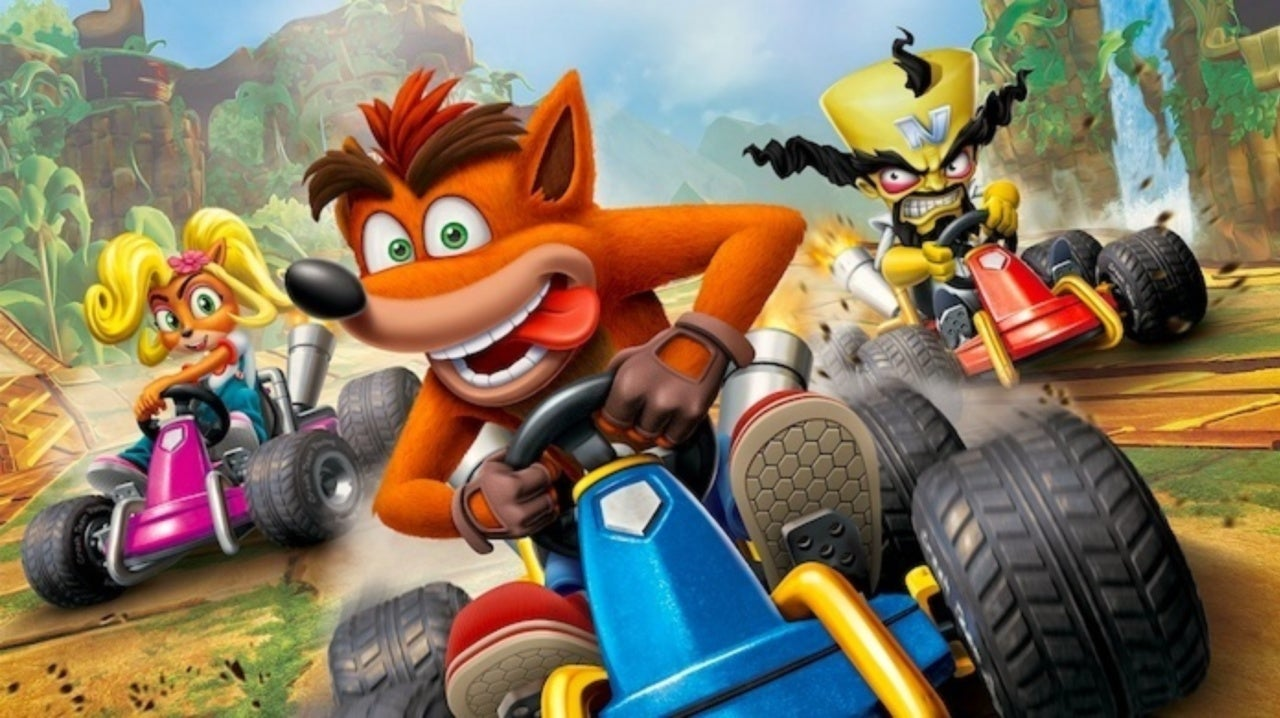 Free Crash Team Racing Dynamic Theme Now Available on PS4