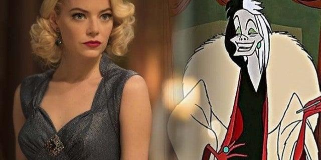 Disney's Emma Stone Cruella Movie Pushed Back