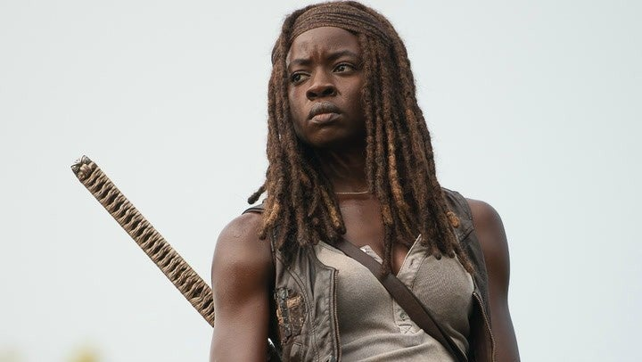 Daai Gurira Leaving The Walking Dead