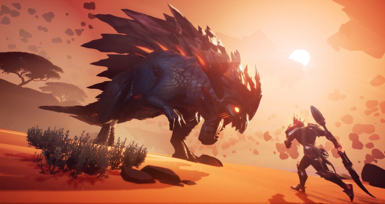 Behemoth Hunting Game Dauntless Gets a Release Date