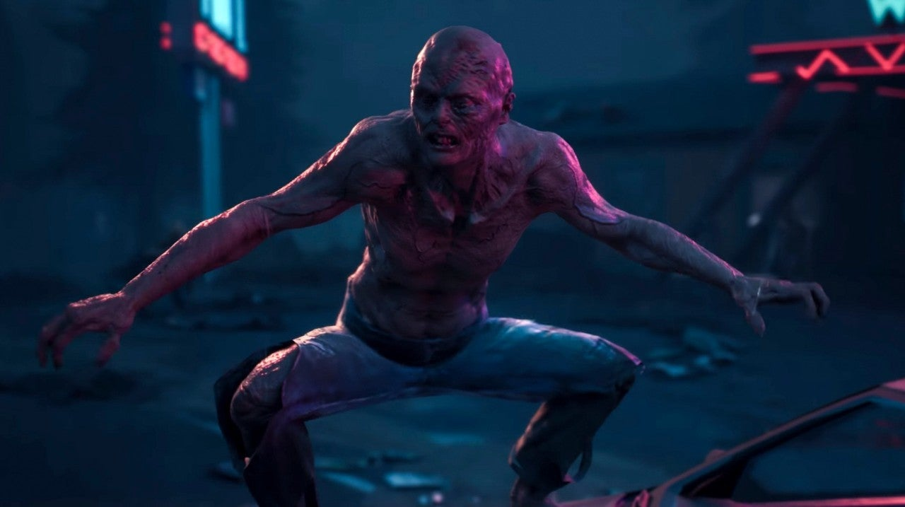 Days Gone Enemies Sony Bend Studio