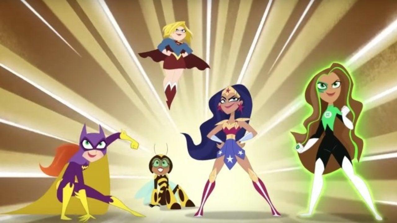 Dc Super Hero Girls Trailer Reveals Premiere Date On Cartoon Network