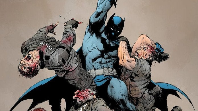 DCeased Batman