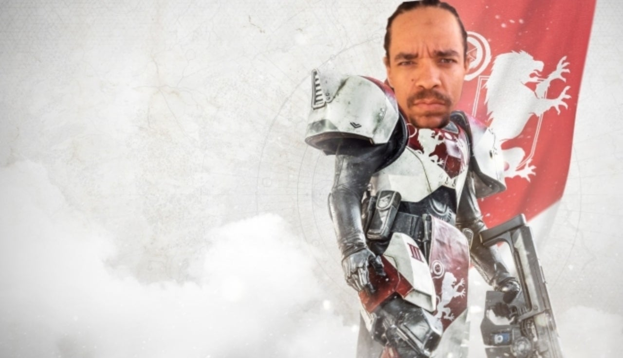 Ice T Shows Off His Destiny 2 650 Guardian While Waiting For The