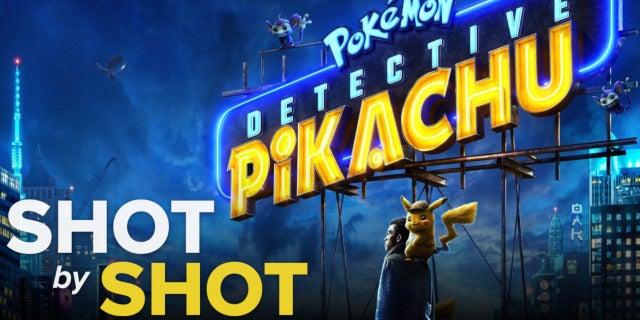 Detective Pikachu Trailer #2 Shot-By-Shot Breakdown screen capture