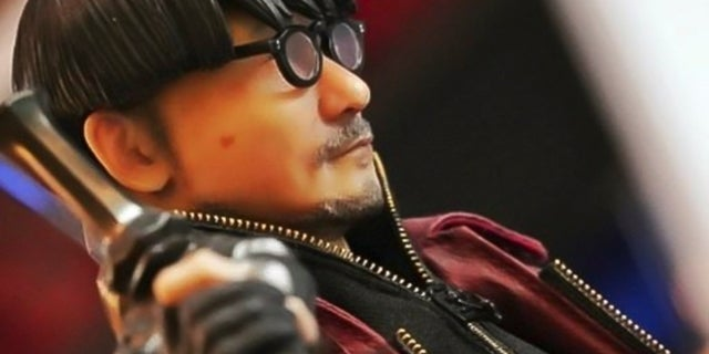 Devil May Cry Hideo Kojima Action Figure