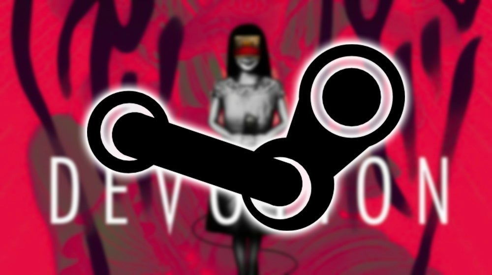 Devotion Steam Red Candle Games Pulled