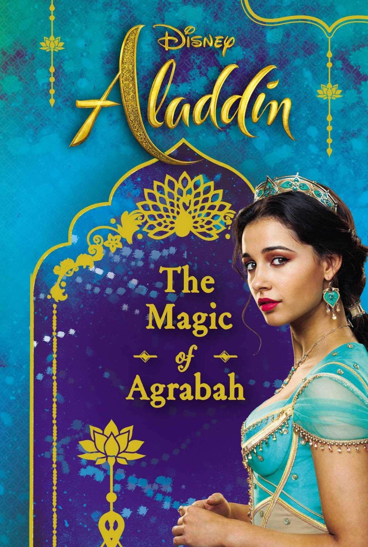 Aladdin Disney Reveals New Jasmine Image