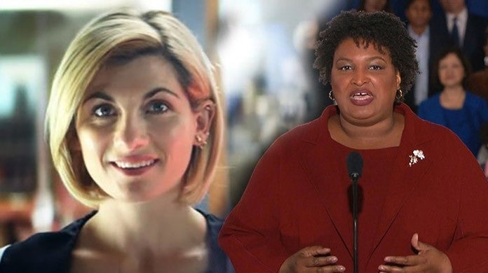 doctor who stacey abrams