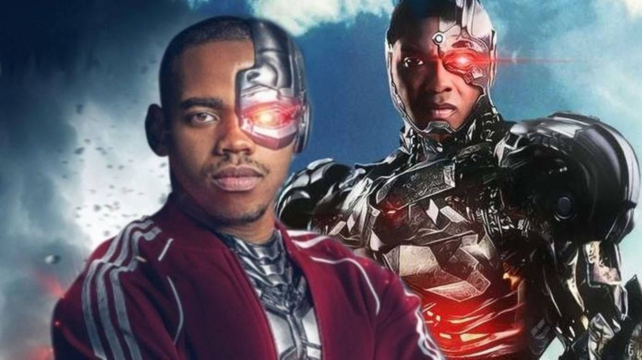 Doom Patrol S Jovian Wade Wants To Thank Ray Fisher For Paving