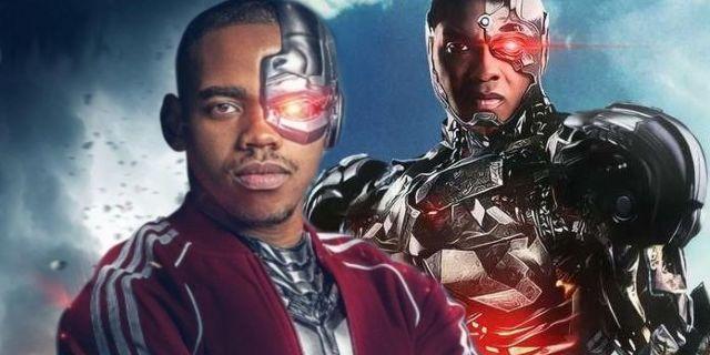doom patrol cyborg justice league