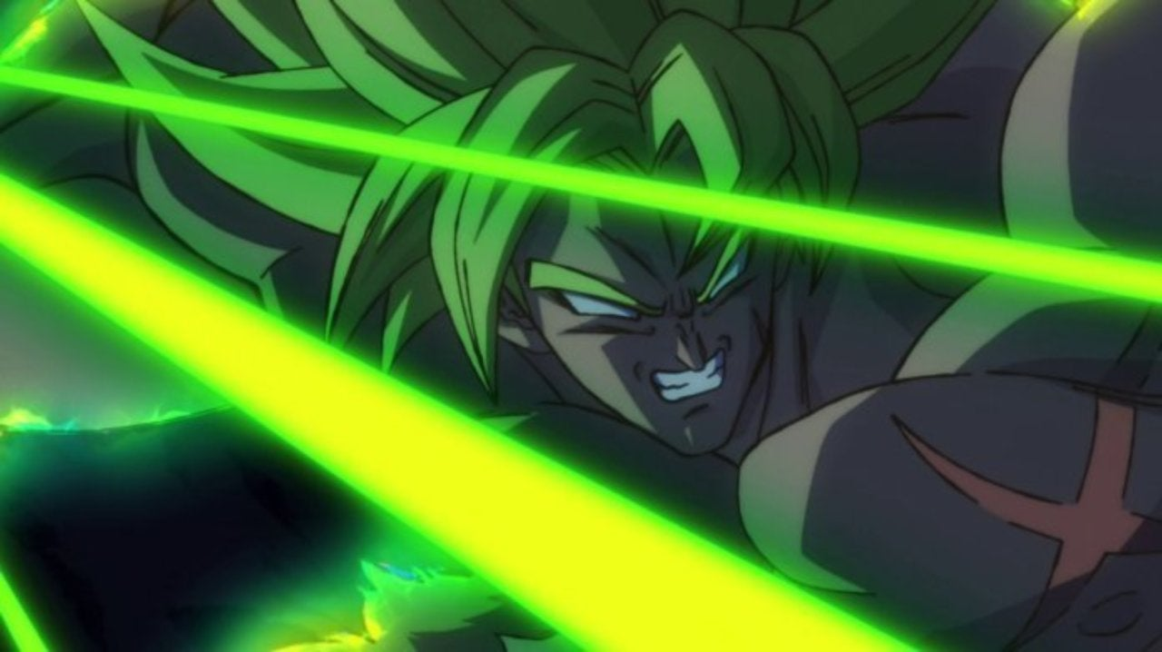 Dragon Ball Super Fans React to Broly's New Dub Voice