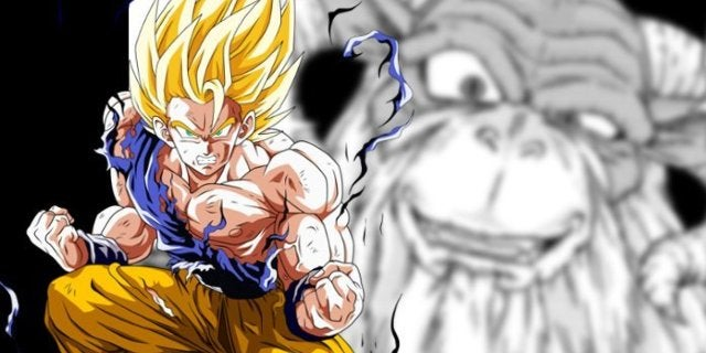Dragon Ball Super Moro Energy Absorbing Powers Super Saiyan