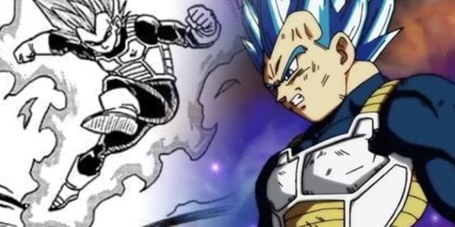 'Dragon Ball Super' Revives Rarely Seen Vegeta Power Up