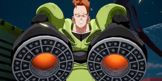 Dragon Ball Z Android 16 Viral Cosplay