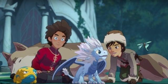 dragon prince 2
