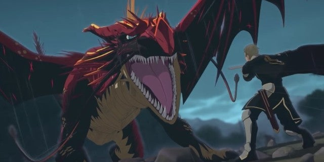 u0026 39 the dragon prince u0026 39  season 2 trailer released by netflix