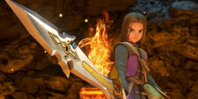 Dragon Quest 11 Echoes of an Elusive Age S Definitive Edition
