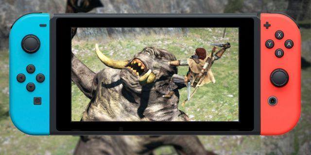 Dragon's Dogma Dark Arisen Nintendo Switch