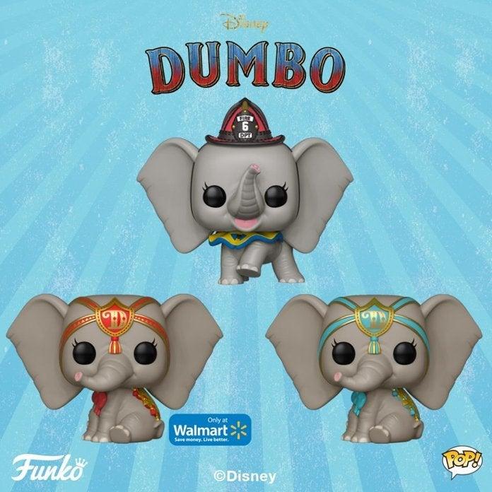 Live POP Disney: Dumbo - Fireman Dumbo Brand New In Box Funko