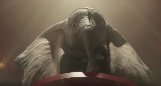 dumbo live-action trailer