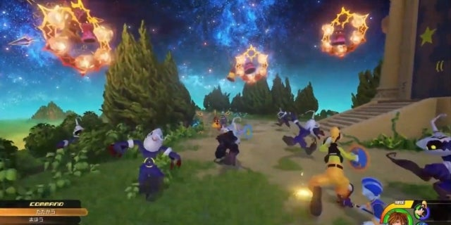 'Kingdom Hearts III' Cut Content Discovered