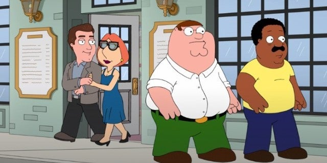 'Family Guy' Fans Think Peter and Lois Are Headed for Divorce