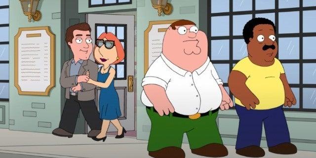 Family guy lois cheats on peter