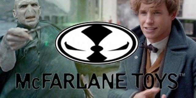 Exclusive: McFarlane Toys Announces Harry Potter & Wizarding World Figure Line