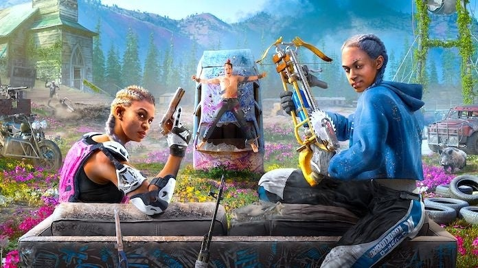 far cry new dawn key art