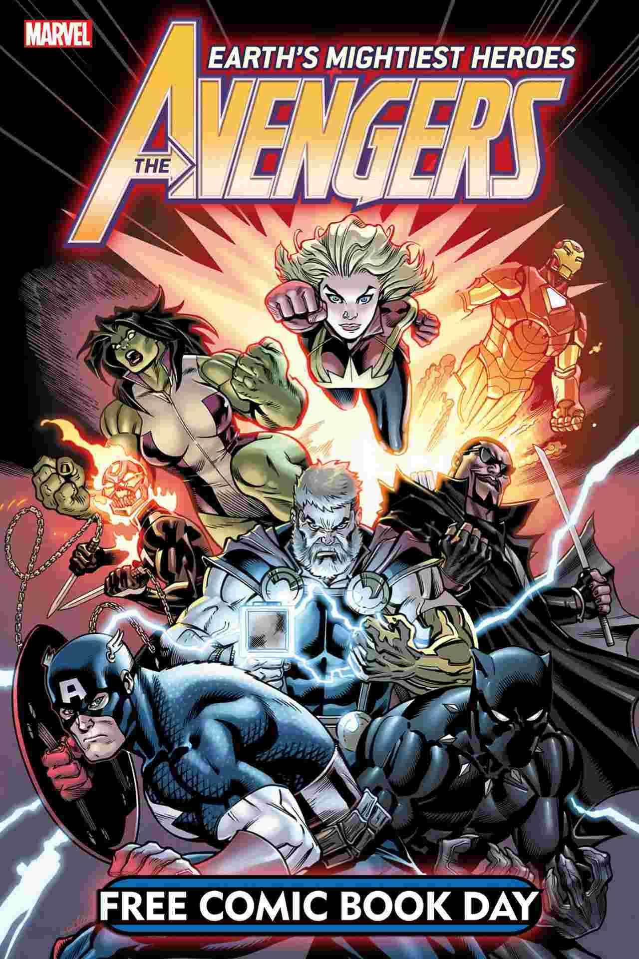 FCBD Avengers 1