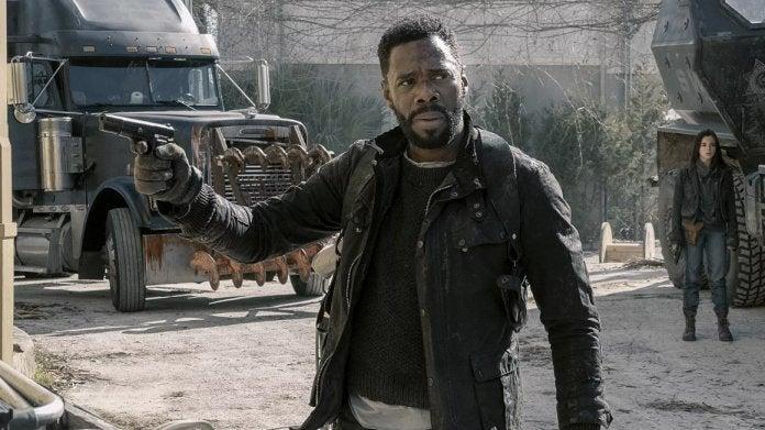 Fear the Walking Dead Victor Strand Colman Domingo