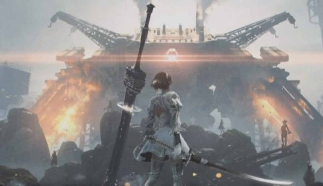 Final Fantasy XIV' Reveals 'Nier: Automata' Raid, New Playable Race