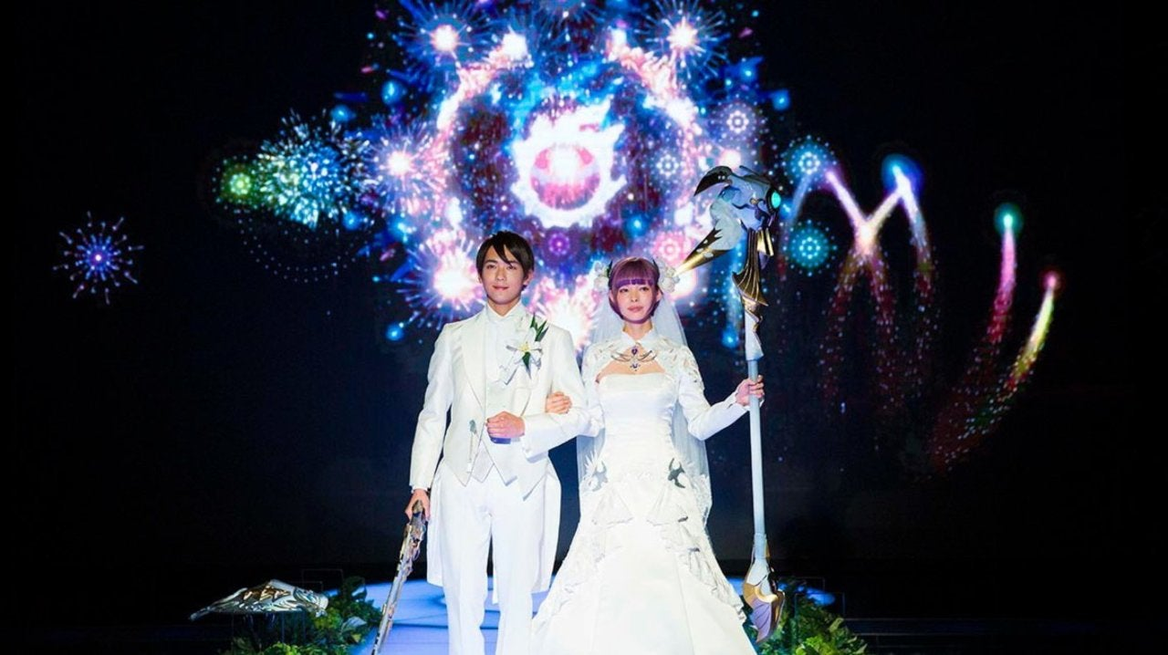 Real-Life 'Final Fantasy XIV' Wedding Service Launches in Japan