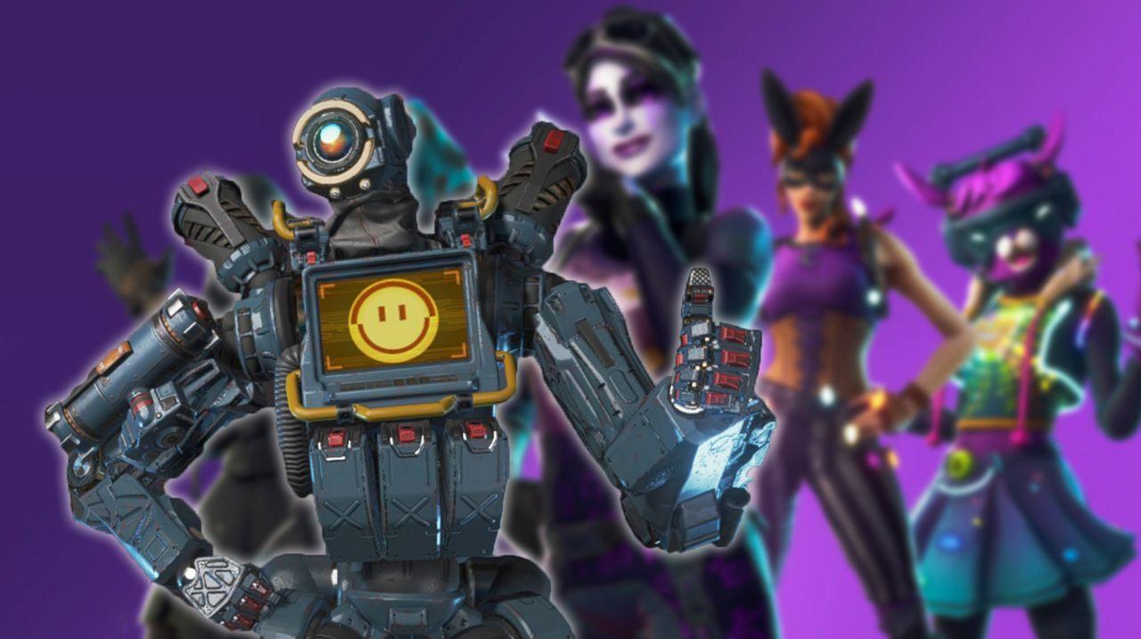 Fortnite Apex Legends Respawn Entertainment Epic Games