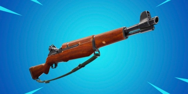 Fortnite Battle Royale Epic Games Infantry Rifle