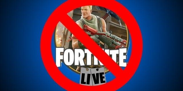 Fortnite Live Festival Epic Games