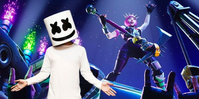 Fortnite Showtime Event Marshmello Replays Epic Games