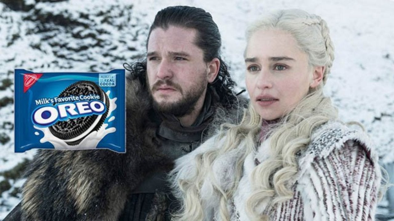 Game Of Thrones Oreos Are Coming For The Final Season