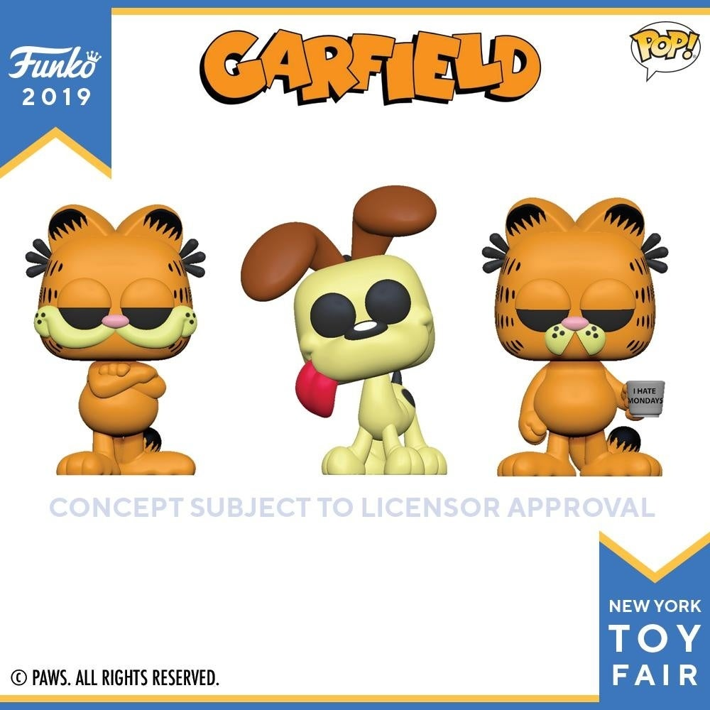Garfield-Funko-POPs
