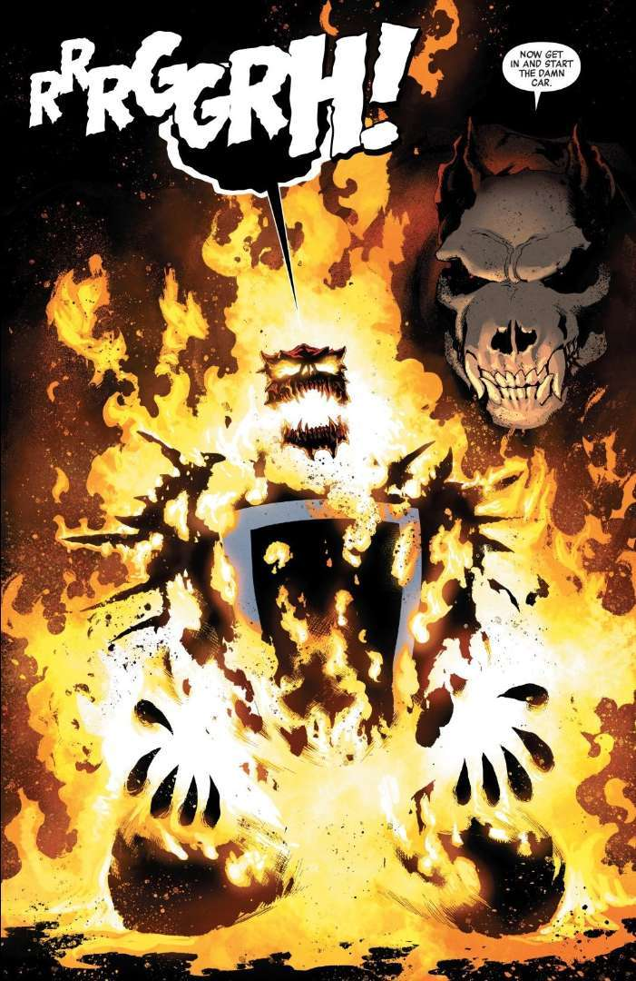 Marvel Makes Major Change to Ghost Rider