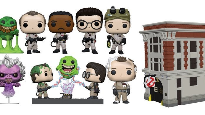 Funko Just Announced a Massive Wave of Classic 'Ghostbusters' Pop Figures