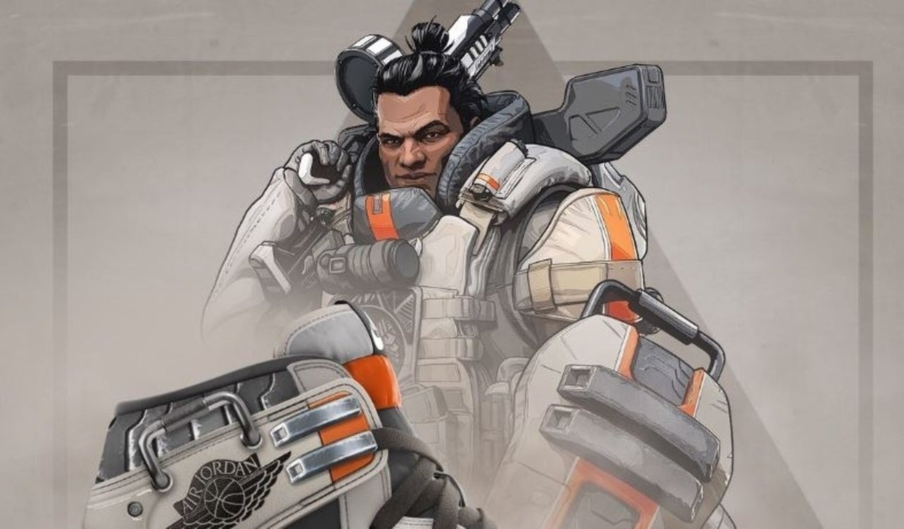 Apex Legends' Nike Concept Designs Adds a New Legend to the Line