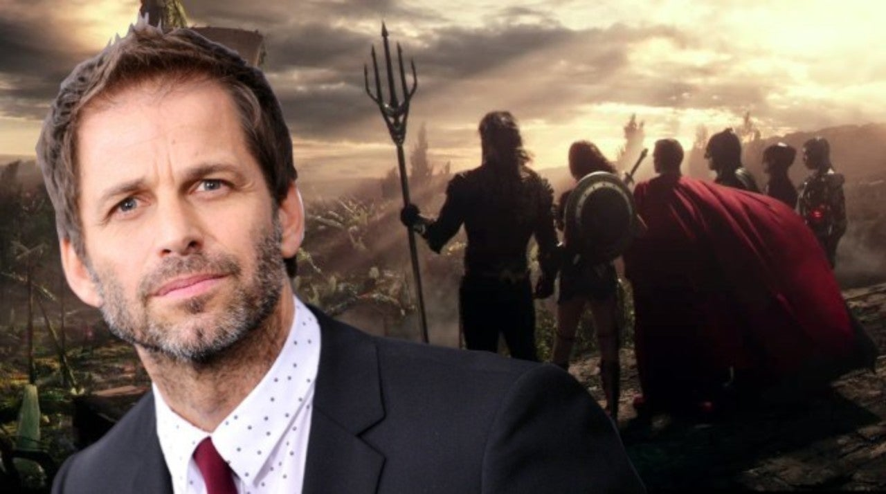 Now Zack Snyder Is Pushing for the Snyder Cut of Justice League