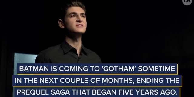 Gotham's Batman Will Be Played by David Mazouz screen capture