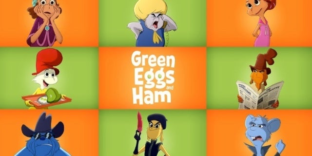 Dr. Seuss 'Green Eggs And Ham' Season 1 Teaser Released