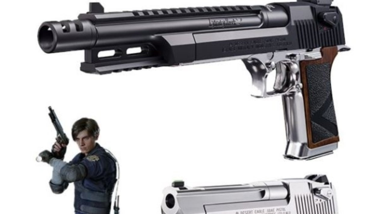 'Resident Evil 2': Own Leon Kennedy's Gun With This Spiffy Airsoft Weapon