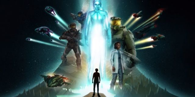 Halo Outpost Discovery Microsoft Xbox