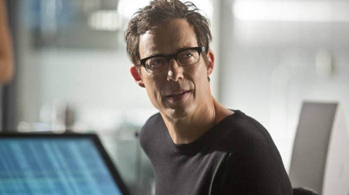 harrison wells tom cavanagh flash
